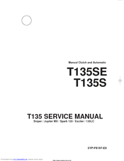 Yamaha 135LC Service Manual