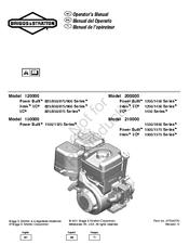 briggs stratton power built 1100 series manuals rh manualslib com Briggs Stratton 17 HP Twin Briggs Stratton Intek OHV