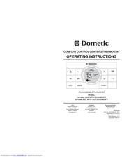 Dometic 3314081 Xxx Operating Instructions Manual Pdf Download Manualslib