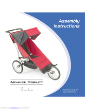 Advance Mobility Freedom Manuals