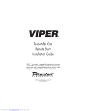 VIPER RESPONDER ONE INSTALLATION MANUAL Pdf Download. on viper remote start wiring diagram, viper 5601 wiring diagram, viper 350hv wiring diagram, viper 5501 remote starter wiring diagram, viper 5901 wiring-diagram, viper 5902 wiring diagram, viper 771xv wiring diagram, viper alarm wiring diagram, viper 791xv wiring diagram, viper 5701 wiring diagram, viper $350 plus wiring diagram, viper 5704 wiring diagram, viper 300 wiring diagram, viper 5002 wiring diagram,