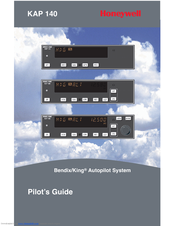 Honeywell KAP 140 Manual