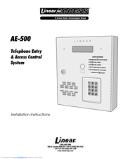 797168_ae500_product linear ae 500 manuals  at webbmarketing.co