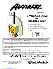 avanti b vent manuals rh manualslib com Clip Art User Guide User Manual