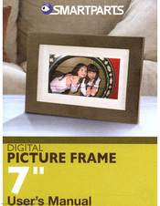Smartparts Digital Picture Frame 7 Manuals
