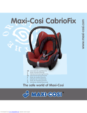 How to install maxi cosi euro nxt isofix baby car seat rear facing.