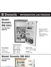 dometic rm2553 and manuals rh manualslib com dometic fridge installation manual Dometic Refrigerator Parts List
