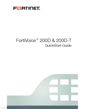 Fortinet FortiSwitch 1024D Manuals