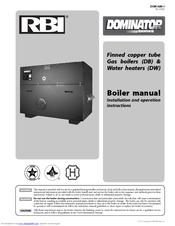 RBI DOMINATOR SERIES MANUAL Pdf Download - Rbi dominator boiler wiring diagram