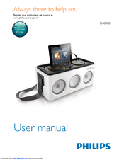 Philips DS8900 User Manual