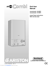 Ariston microcombi 27 mffi manuals ariston microcombi 27 mffi end user manual 8 pages boiler asfbconference2016 Images