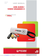 ENMVG-2 USB AUDIOVIDEO GRABBER II DRIVERS