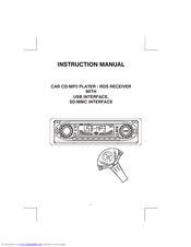 AEG CS MP 530 IR Instruction Manual