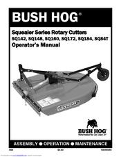 Bush Hog Squealer 480 manual