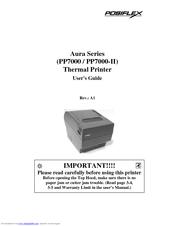 Posiflex pp-7000ii драйвер
