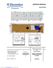 electrolux ewm2100 manuals rh manualslib com Electrolux 2100 Switch Replacement electrolux 2100 manual pdf