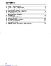 honda wb20xt manuals rh manualslib com Honda WB20 Honda WB20XT Pump