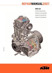 ktm 690 lc4 2007 manuals