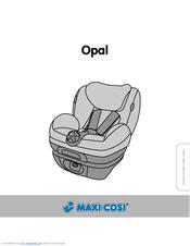 Maxi-cosi Opal Manuals