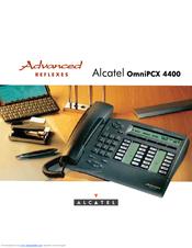 alcatel omnipcx 4400 manuals rh manualslib com alcatel omnipcx 4400 manual Alcatel OmniPCX Enterprise Manual