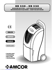 amcor hd320 manuals rh manualslib com Amcor Air Purifier 40 Amcor Air Purifier and Ionizer