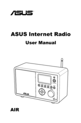 Asus Internet Radio User Manual