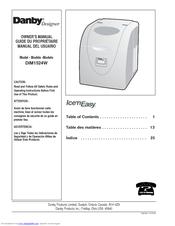 Danby Designer Ice N Easy Dim1524w Manuals Manualslib