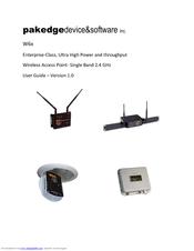 Pakedge W6 Enterprise-Class High Power High Throughput Wireless-N Access Point