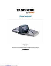 tandberg 550 mxp user manual browse manual guides u2022 rh trufflefries co Tandberg 3000 MXP Codec Tandberg 3000 MXP Codec