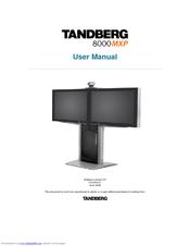 tandberg 8000 mxp manuals rh manualslib com tandberg 1700 mxp manual Tandberg User Manual