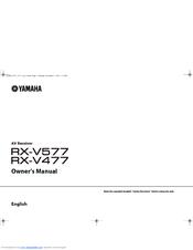 Скачать Yamaha RX-V550 инструкция на русском