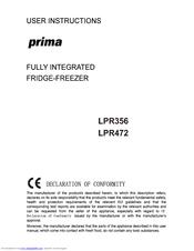 prima lpr472 manuals rh manualslib com oster primalatte user manual oster primalatte user manual