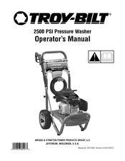 troy bilt 20296 manuals rh manualslib com Troy-Bilt Pressure Washer 020344 Troy-Bilt 020344 Pump