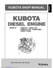 kubota v3800 di t e3 manuals rh manualslib com Reman Kubota V3800 kubota v3800 repair manual