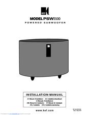 kef psw3500 installation manual pdf download rh manualslib com