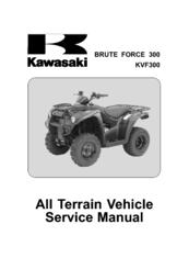 kawasaki kvf300 manuals rh manualslib com kawasaki prairie 300 owners manual kawasaki prairie 300 owners manual