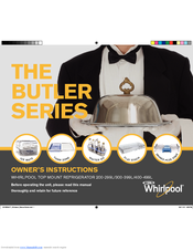 Whirlpool WRIBT24WA Owner's Instructions Manual