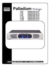 najlepsze trampki świetna jakość najlepsze oferty na DAPAUDIO PALLADIUM VINTAGE P-400 PRODUCT MANUAL Pdf Download.