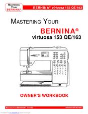 Bernina virtuosa 163 manuals fandeluxe Images