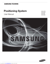 Samsung SCU-VAC User Manual