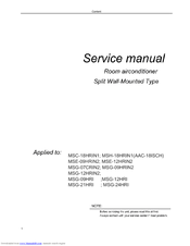 midea msg 24hri manuals manuals and user guides for midea msg 24hri we have 1 midea msg 24hri manual available for pdf service manual