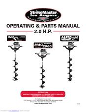 Strikemaster lazer Mag Manual