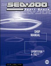 sea doo sportster 4 tec shop manual pdf download rh manualslib com 2003 sea doo utopia 205 owner's manual 2003 seadoo service manual