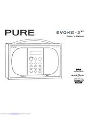 Pure evoke-2xt manuals.