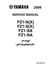 yamaha fz1 n service manual pdf download rh manualslib com yamaha fz1 service manual pdf yamaha fz1 service manual download