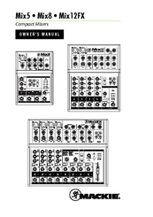 Mackie mix series mix12fx 12 channel effects mixer; best mixer.