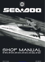 seadoo gtx 5863 manuals rh manualslib com 1994 seadoo gtx manual 1994 seadoo gtx manual