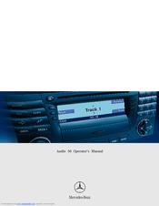 mercedes benz audio 50 manuals rh manualslib com Instruction Manual User Manual