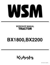 Kubota D722E Manuals