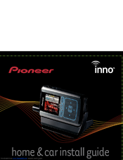Pioneer XM2GO Install Manual